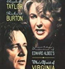 Used DVD Who's Afraid Of Virginia Woolf?