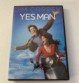 Used DVD Yes Man
