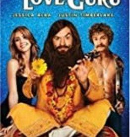 Used DVD The Love Guru