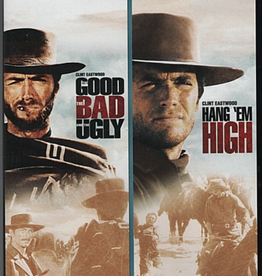 Used DVD The Good, The Bad, And The Ugly/ Hang 'Em High