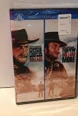 Used DVD A Fistful Of Dollars/ For A Few Dollars More