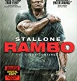 Used DVD Rambo