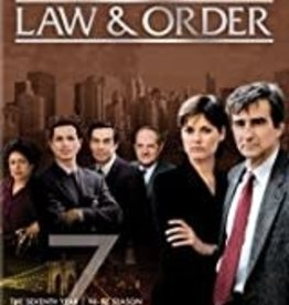 Used DVD Law & Order The Seventh Year 96-97 Season