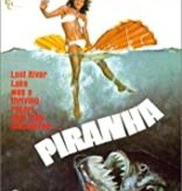 Used DVD Pirahna