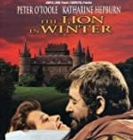 Used DVD The Lion In Winter