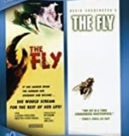 Used DVD The Fly Double Double Take