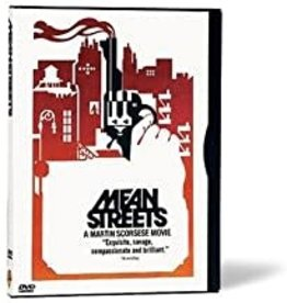Used DVD Mean Streets