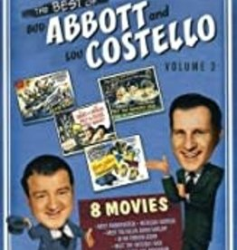 Used DVD Best Of Abbot & Costello Volume 3