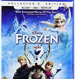 Used BluRay Frozen