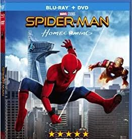 Used BluRay Spider-Man Homecoming