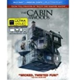 Used BluRay Cabin In The Woods