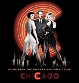 Used CD Chicago Soundtrack