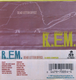 Used Cassettes REM- Dead Letter Office