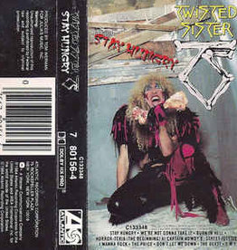 Used Cassette Twisted Sister- Stay Hungry