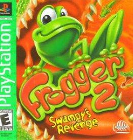PS1 Frogger 2 Swampy's Revenge (Sealed)