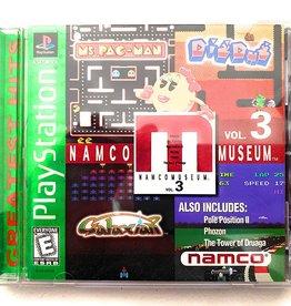 PS1 Namco Museum Volume 3