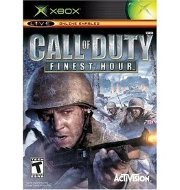 Xbox Call of Duty Finest Hour