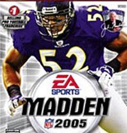 Xbox Madden 2005