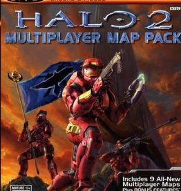 Xbox Halo 2 Map Pack