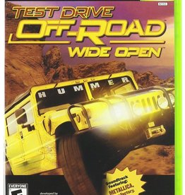 Xbox Test Drive Off Road Wide Open