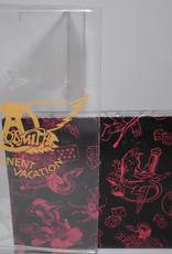 Used Cassette Aerosmith- Permanent Vacation