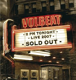 Used DVD Volbeat- Live 2007