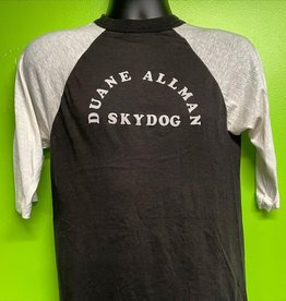 Apparel Vintage Duane Allman Skydog Raglan/Baseball Tee