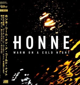 Used Vinyl Honne- Warm On A Cold Night (Signed)(Gold)(UK Pressing)