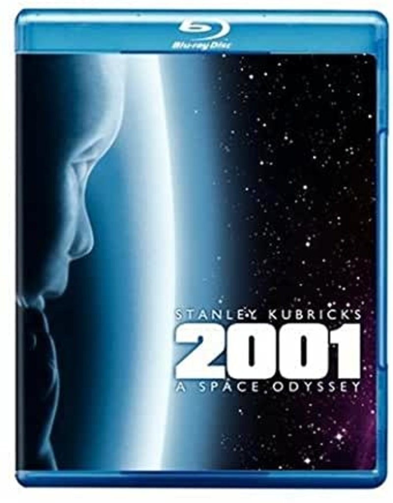 Used BluRay 2001 A Space Odyssey