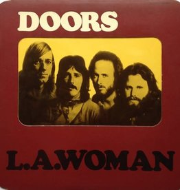 Used Vinyl The Doors- L.A. Woman (1st Pressing)
