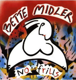 Used Vinyl Bette Midler- No Frills