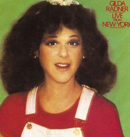 Used Vinyl Gilda Radner- Live From New York