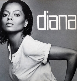 Used Vinyl Diana Ross- Diana