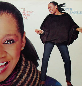 Used Vinyl Patti LaBelle- It's Alright With Me
