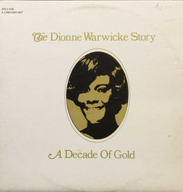 Used Vinyl Dionne Warwick- Decade Of Gold