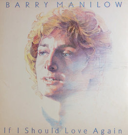 Used Vinyl Barry Manilow- If I Should Love Again