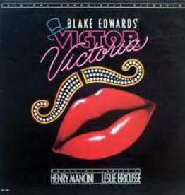 Used Vinyl Victor/Victoria Soundtrack