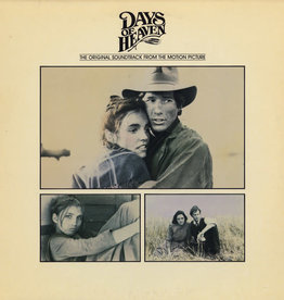 Used Vinyl Ennio Morricone- Days of Heaven Soundtrack