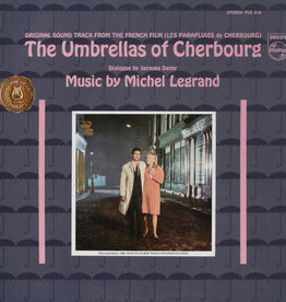 Used Vinyl Umbrellas Of Cherbourg Soundtrack