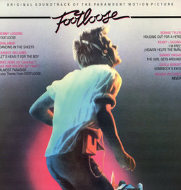 Used Vinyl Footloose Soundtrack