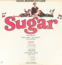 Used Vinyl Sugar Broadway Soundtrack