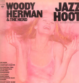 Used Vinyl Woody Herman & The Herd- Jazz Hoot