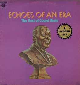Used Vinyl Count Basie- Echoes Of An Era