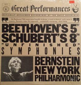 Used Vinyl Beethoven/ Schubert- Beethoven's 5th/ Schubert's 8th