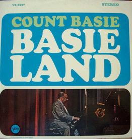 Used Vinyl Count Basie- Basie Land