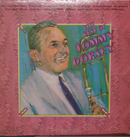 Used Vinyl Tommy Dorsey- The Best Of Tommy Dorsey