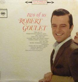 Used Vinyl Robert Goulet- Two Of Us