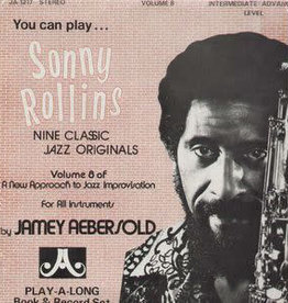 Used Vinyl Sonny Rollins- Nine Classic Jazz Orginals