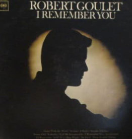 Used Vinyl Robert Goulet- I Remember You