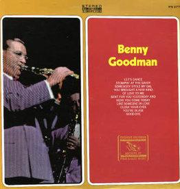 Used Vinyl Benny Goodman- Benny Goodman